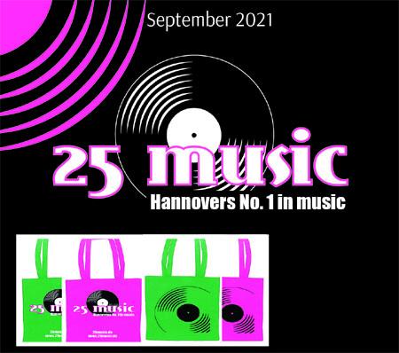 Flyer im September '21