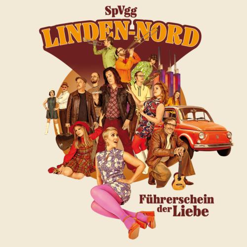 Das neue Album von SpVgg LINDEN-NORD ist erschienen.