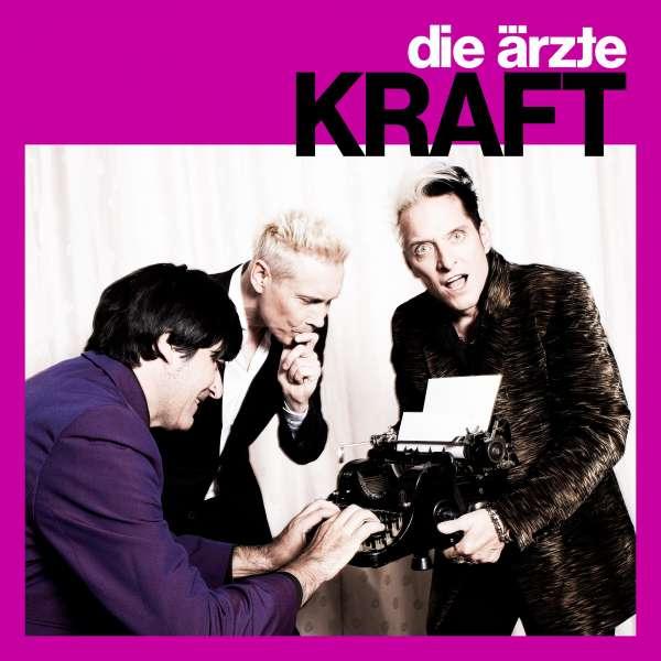 """DIE ÄRZTE: """"Kraft"""" SINGLE erscheint am 26.11.2021"""