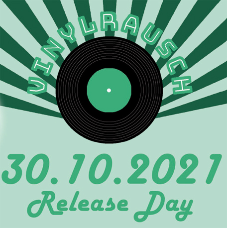 Vinylrausch Teil 2 ist am 30. Oktober 2021